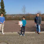 Constantin Wilms gewinnt HEUREKA-Wettbewerb in NRW